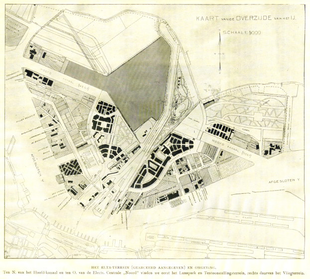 Afbeeldingsresultaat voor elta amsterdam noord kaart