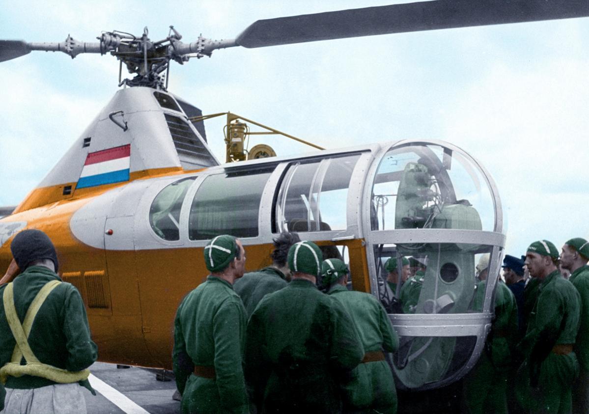 Naam: PH-HAA Sikorsky S-02 copy.jpg Bekeken: 560 Grootte: 114,9 KB