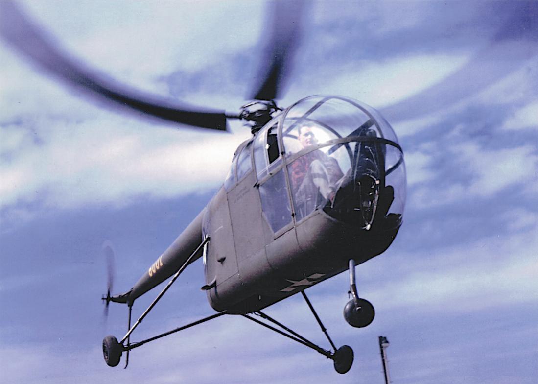 Naam: Foto 580. Firestone (revised model 45C) XR-9B Rotocycle, later re-designated XH-9B, kopie 1100.jpg Bekeken: 198 Grootte: 70,8 KB