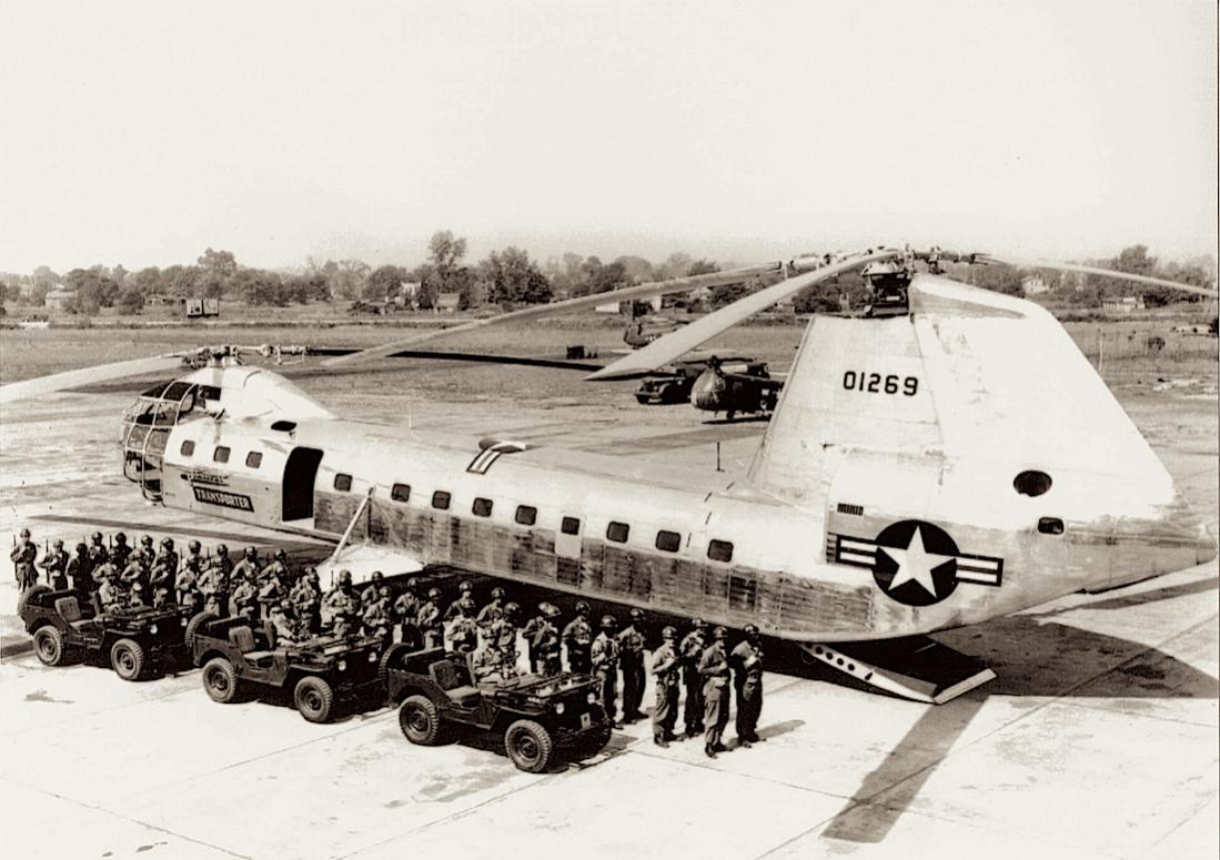 Naam: Foto 581. Piasecki YH-16-PH Transporter (PV-15), kopie 1100.jpg Bekeken: 171 Grootte: 111,0 KB
