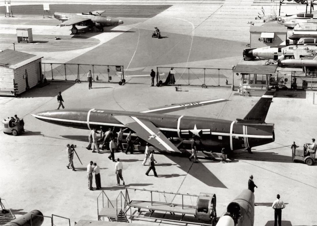 Naam: Foto 582. Northrop SM-62 Snark, kopie 1100.jpg Bekeken: 153 Grootte: 133,3 KB
