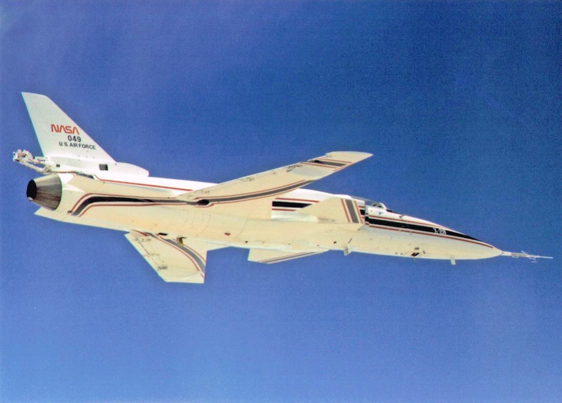 Naam: Foto 583. Grumman X-29, kopie 1100.jpg Bekeken: 121 Grootte: 81,6 KB