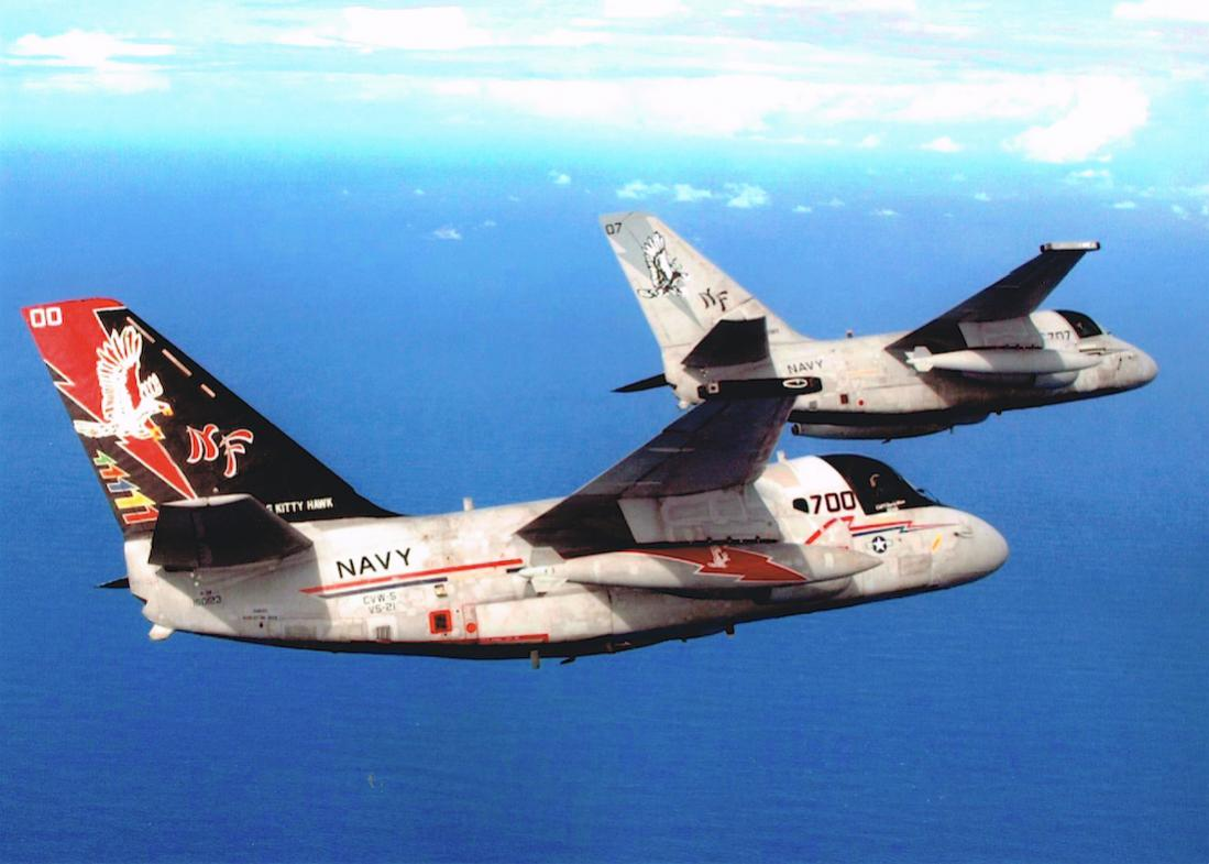 Naam: Foto 586. Lockheed S-3A Viking, kopie 1100.jpg Bekeken: 81 Grootte: 83,0 KB
