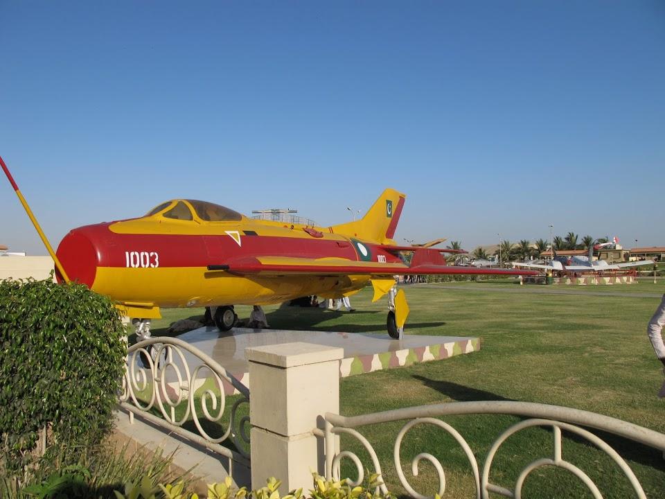 Naam: Sharea Faisal - Pakistan Air Force Museum 1.jpg Bekeken: 63 Grootte: 147,0 KB