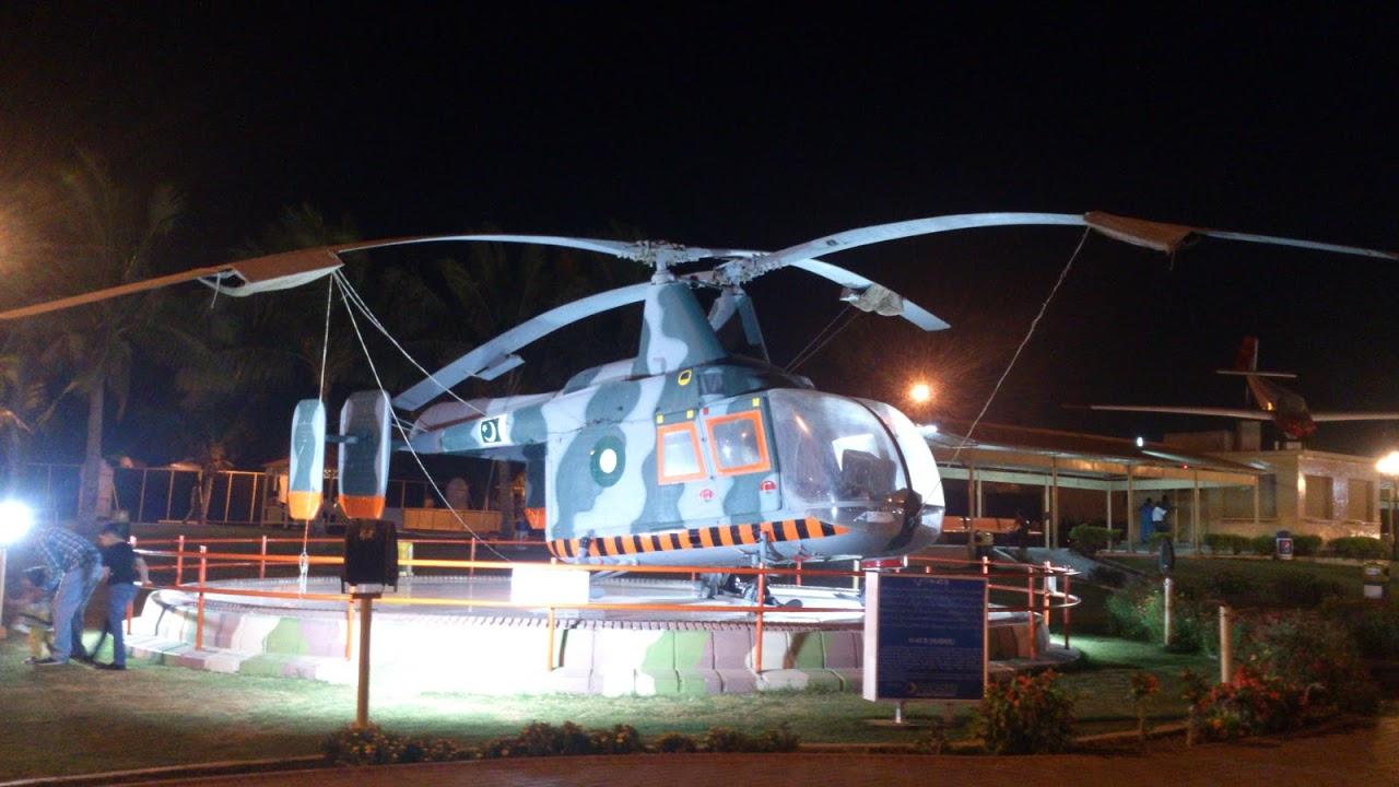 Naam: Sharea Faisal - Pakistan Air Force Museum 3.jpg Bekeken: 61 Grootte: 143,3 KB