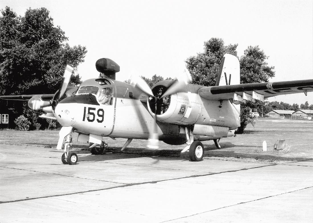 Naam: '159'. Grumman S2F-1 (S-2A) Tracker.jpg Bekeken: 472 Grootte: 126,8 KB