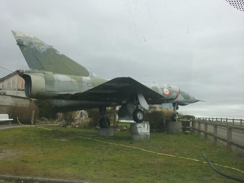 Naam: Mirage 3 , Beynes..jpg Bekeken: 213 Grootte: 104,7 KB