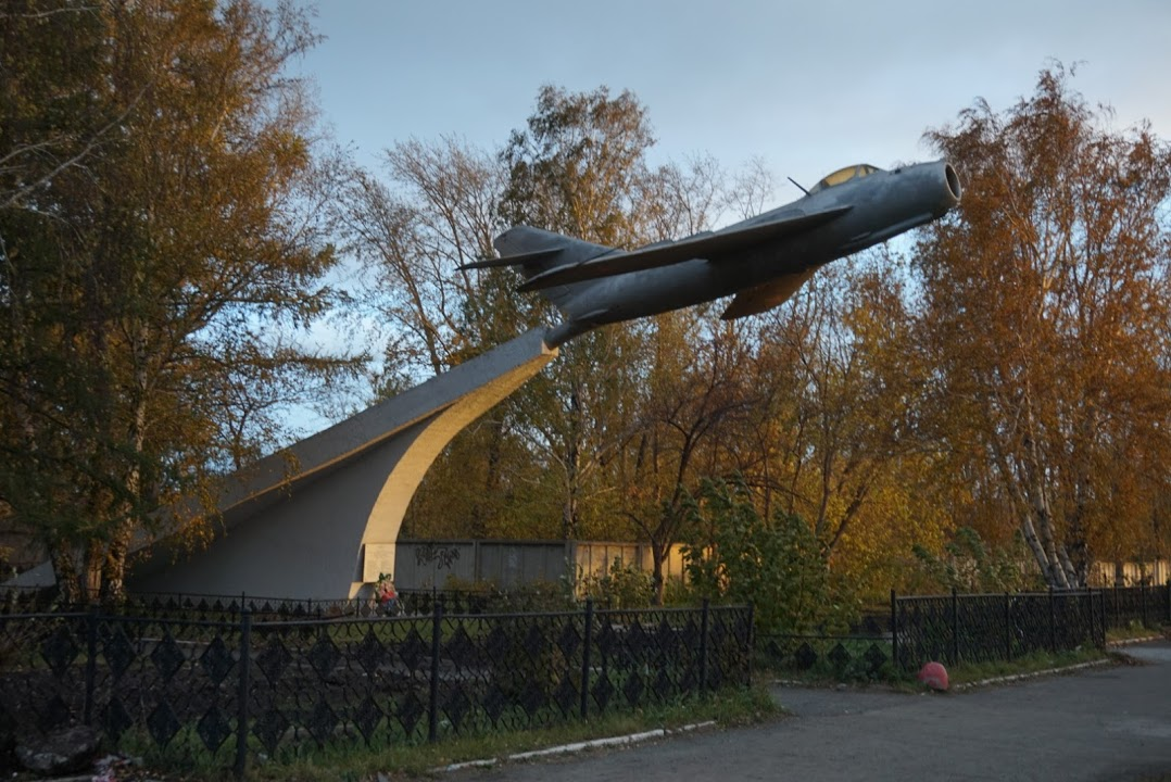 Naam: Mig 17 - Chelyabinsk Balandino..JPG Bekeken: 273 Grootte: 204,9 KB
