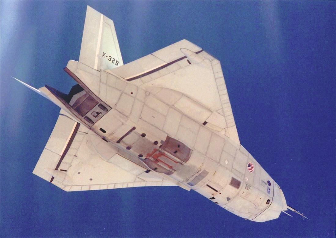 Naam: Foto 646. Boeing X-32B.jpg Bekeken: 246 Grootte: 101,4 KB