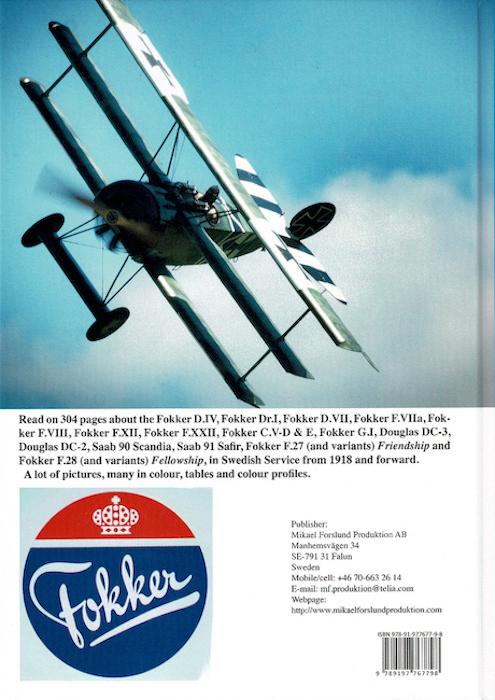 Naam: Fokker in Swedish Service, az.jpg Bekeken: 52 Grootte: 357,7 KB