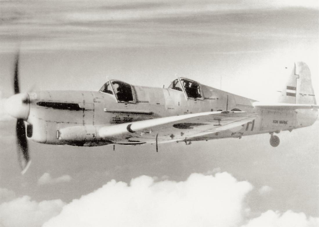 Naam: #331. Fairey Firefly Trainer. 1100 breed.jpg Bekeken: 276 Grootte: 64,0 KB