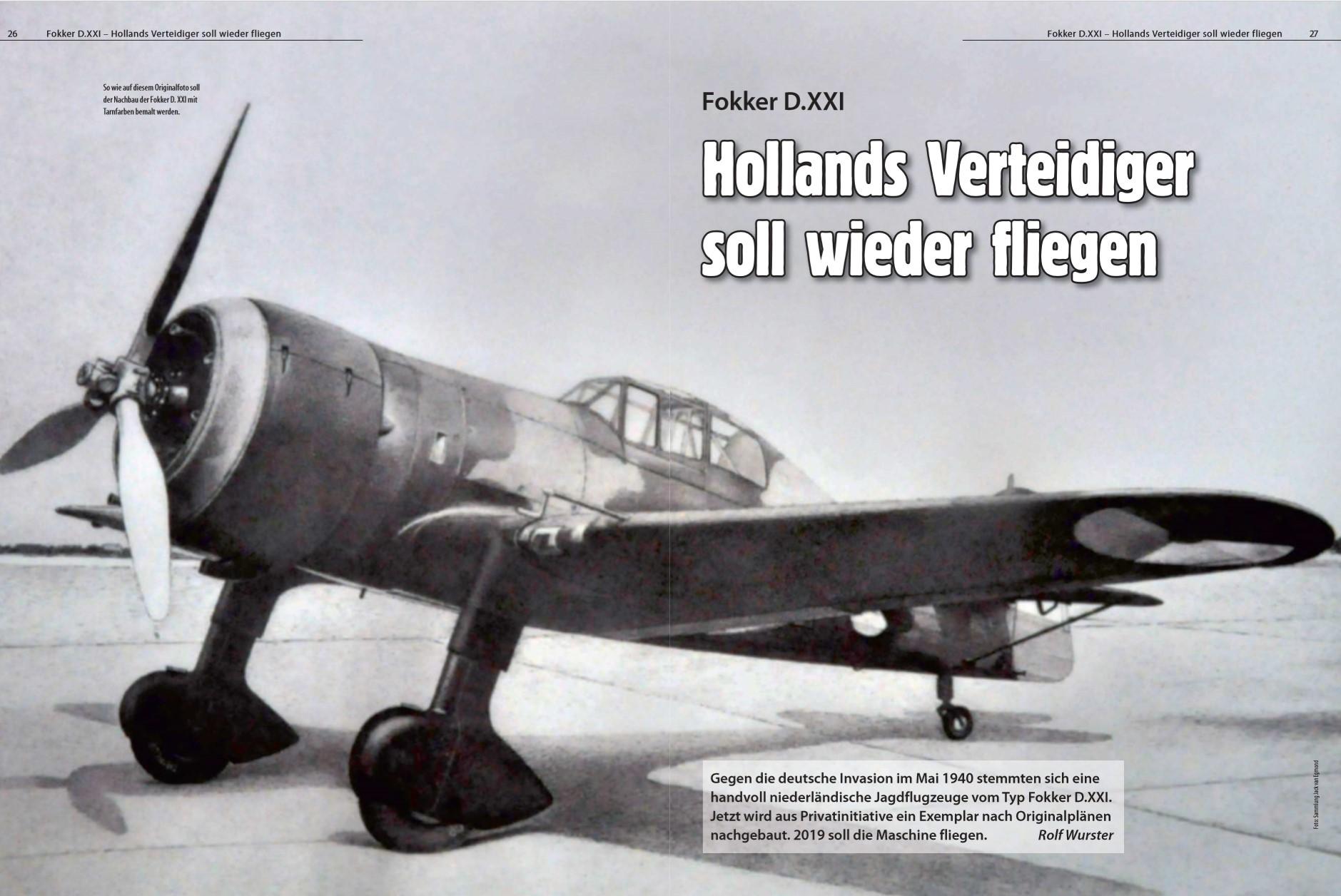 Naam: Fliegerrevue X 75 - Hollands verteidiger soll wieder fliegen 10.jpg Bekeken: 63 Grootte: 331,0 KB