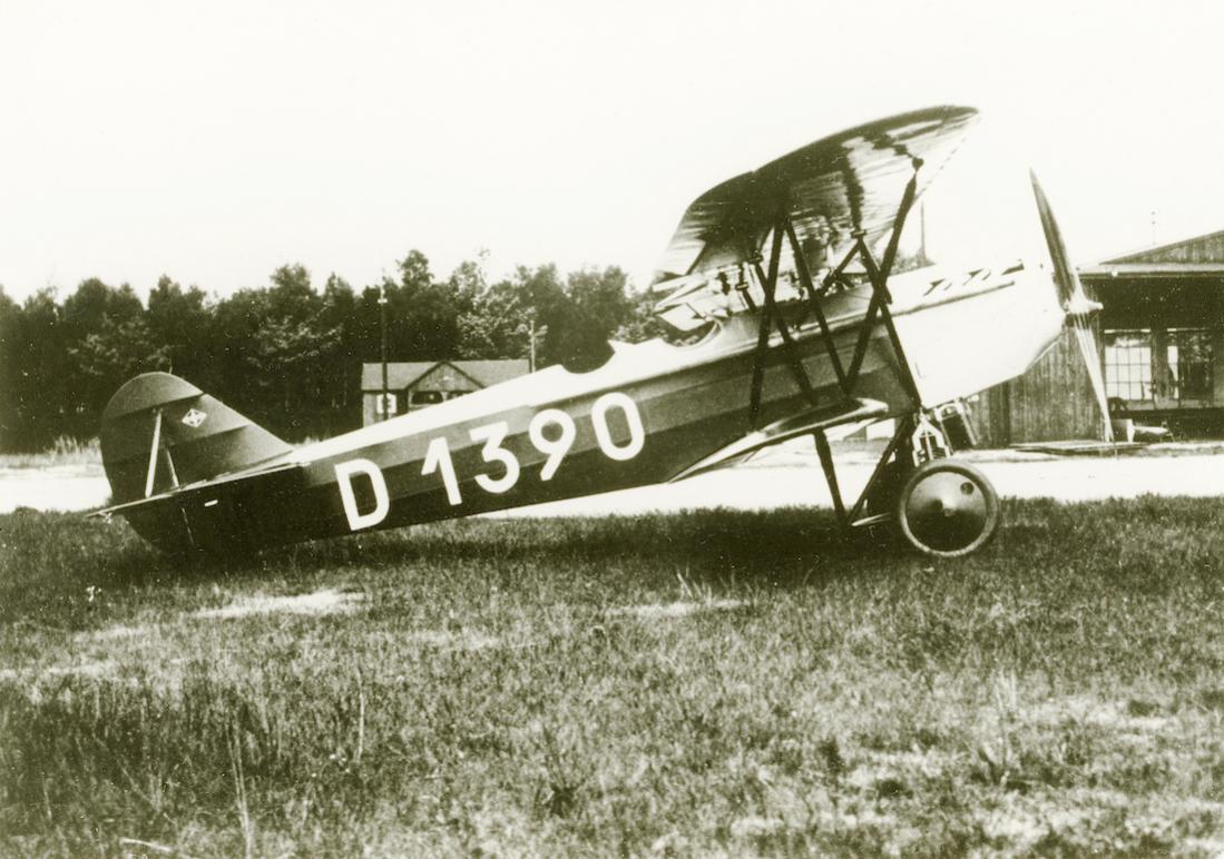 Naam: Foto 476. 'D-1390'.Arado SC II. 1100 breed.jpg Bekeken: 45 Grootte: 122,0 KB