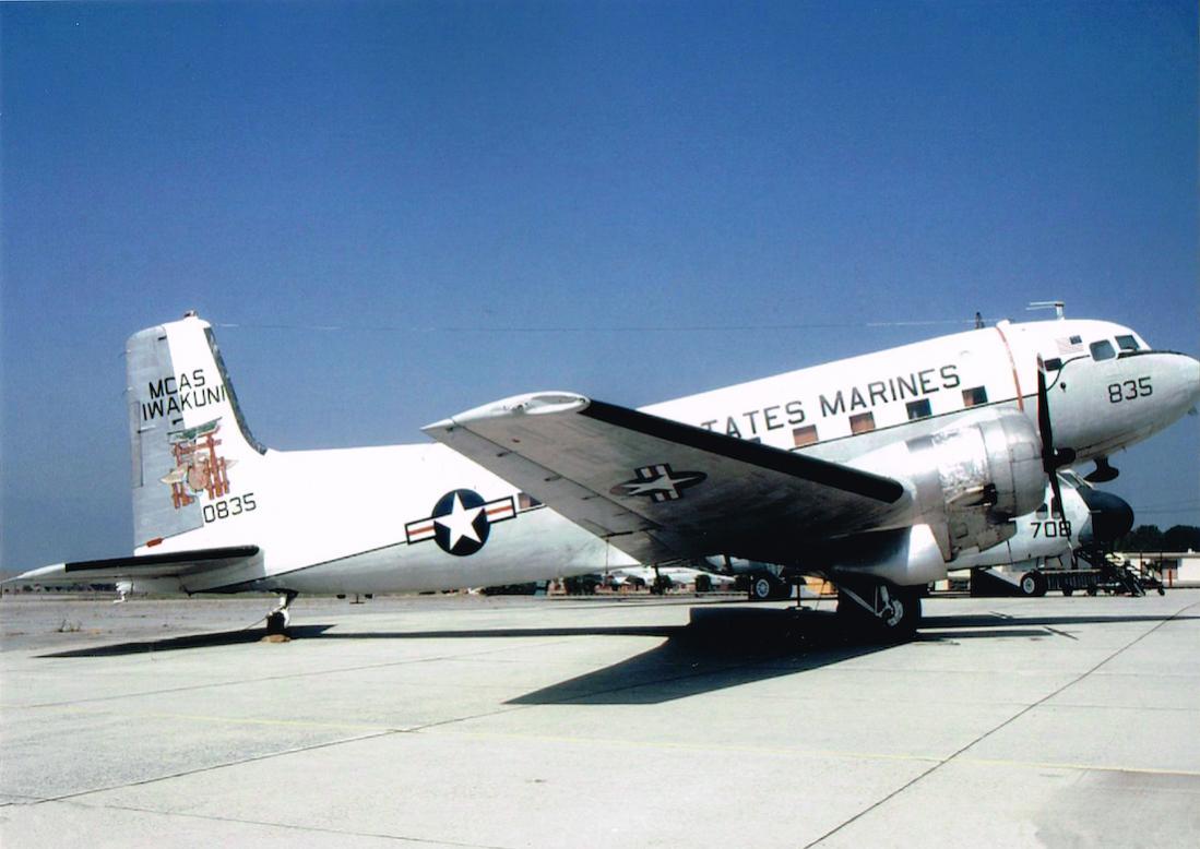 Naam: Foto 631. Douglas C-117D.jpg Bekeken: 217 Grootte: 84,4 KB