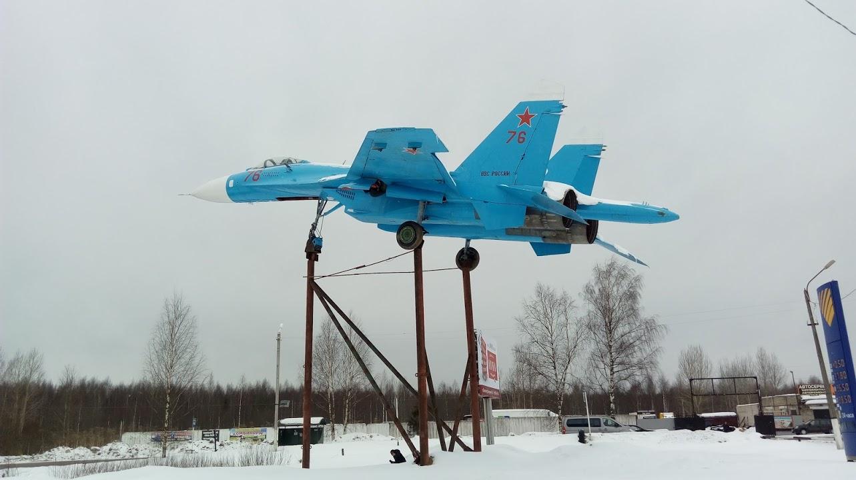 Naam: Su 27 - Bologoye..jpg Bekeken: 117 Grootte: 139,1 KB