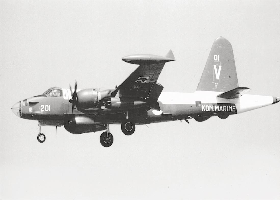 Naam: #341. '201'. Lockheed SP-2H Neptune. 1100 breed.jpg Bekeken: 254 Grootte: 54,3 KB