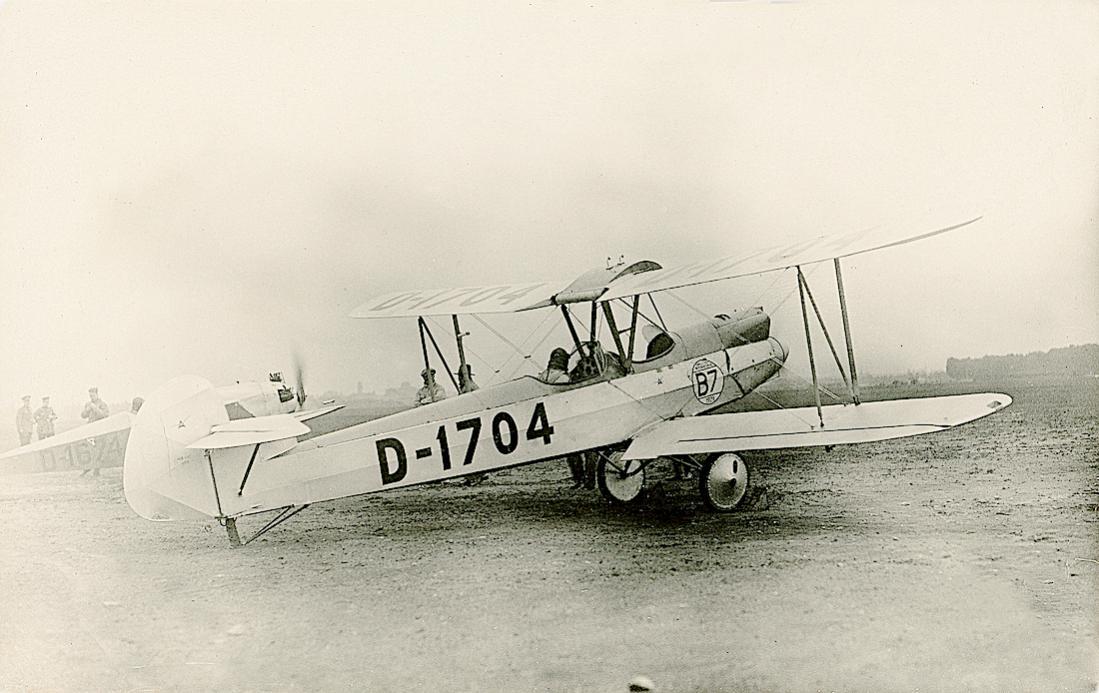 Naam: Foto 499. D-1704. Albatros L 83 c. 1100 breed.jpg Bekeken: 296 Grootte: 97,5 KB