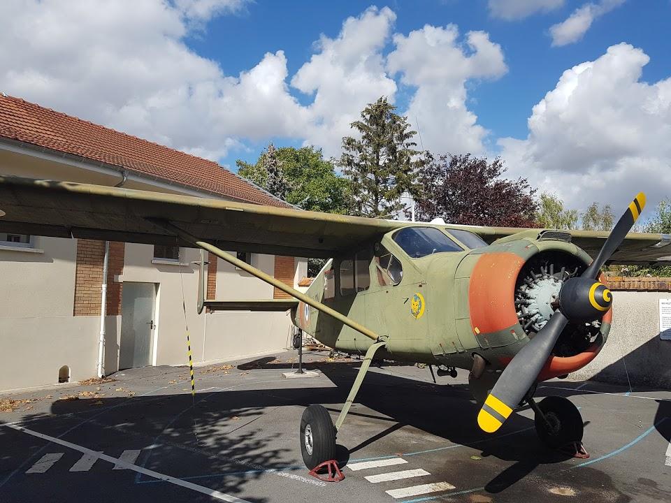 Naam: MH.1521 , Musée de l'Aéronautique locale , Bétheny..jpg Bekeken: 106 Grootte: 188,2 KB
