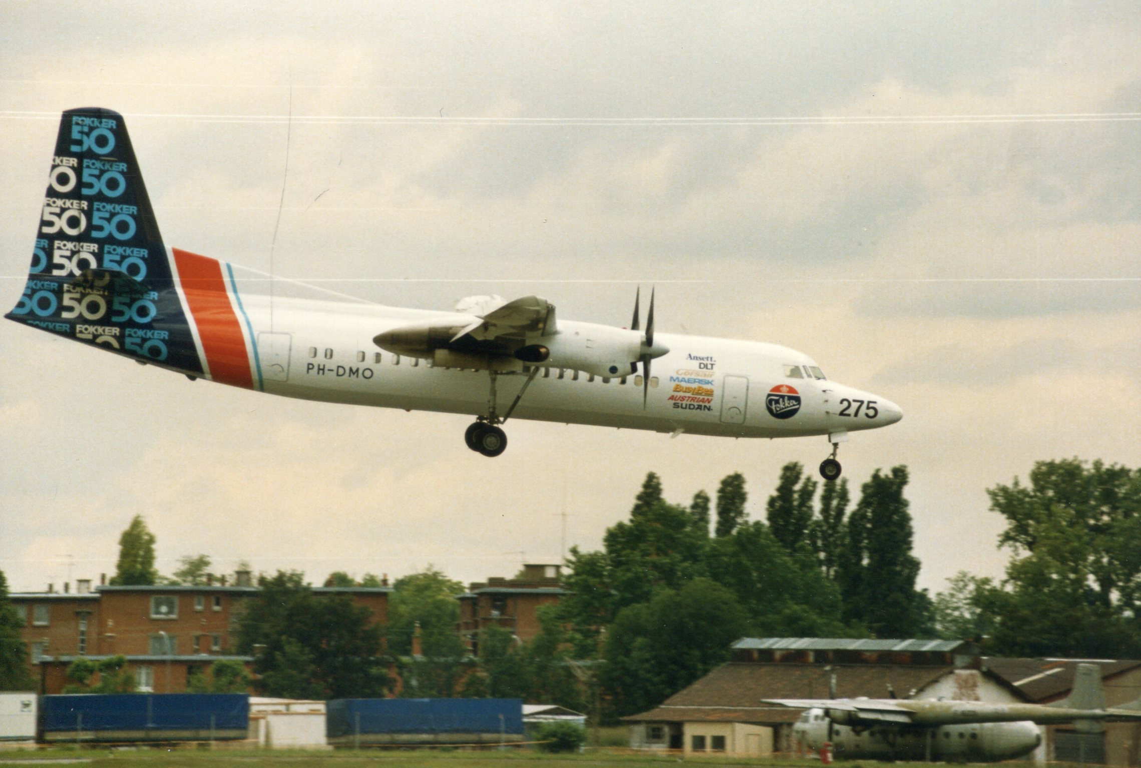 Naam: Fokker 50  juni 1987 (8).jpg Bekeken: 110 Grootte: 439,1 KB