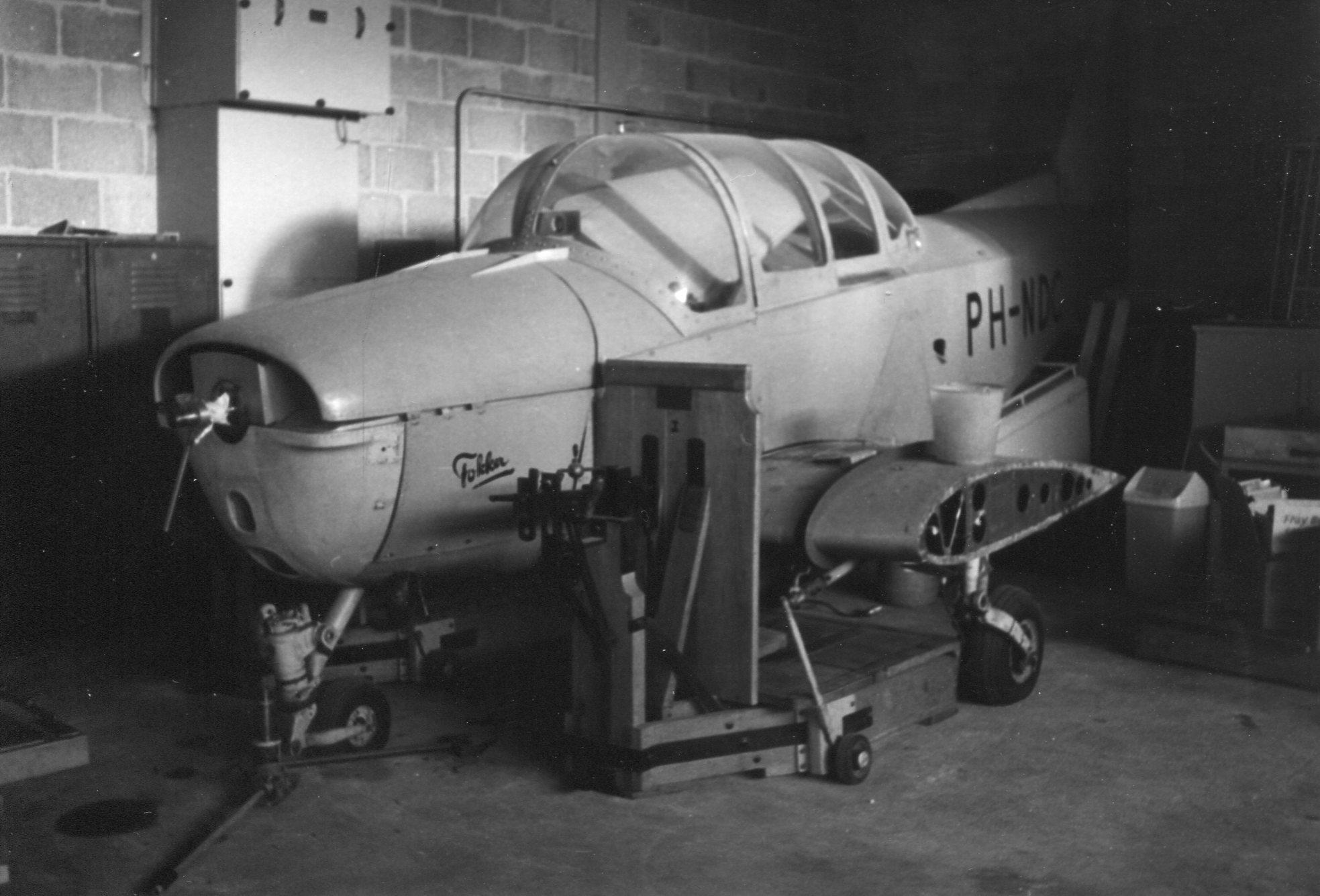 Naam: S 12 prototype , Zestienhoven.jpg Bekeken: 82 Grootte: 275,8 KB
