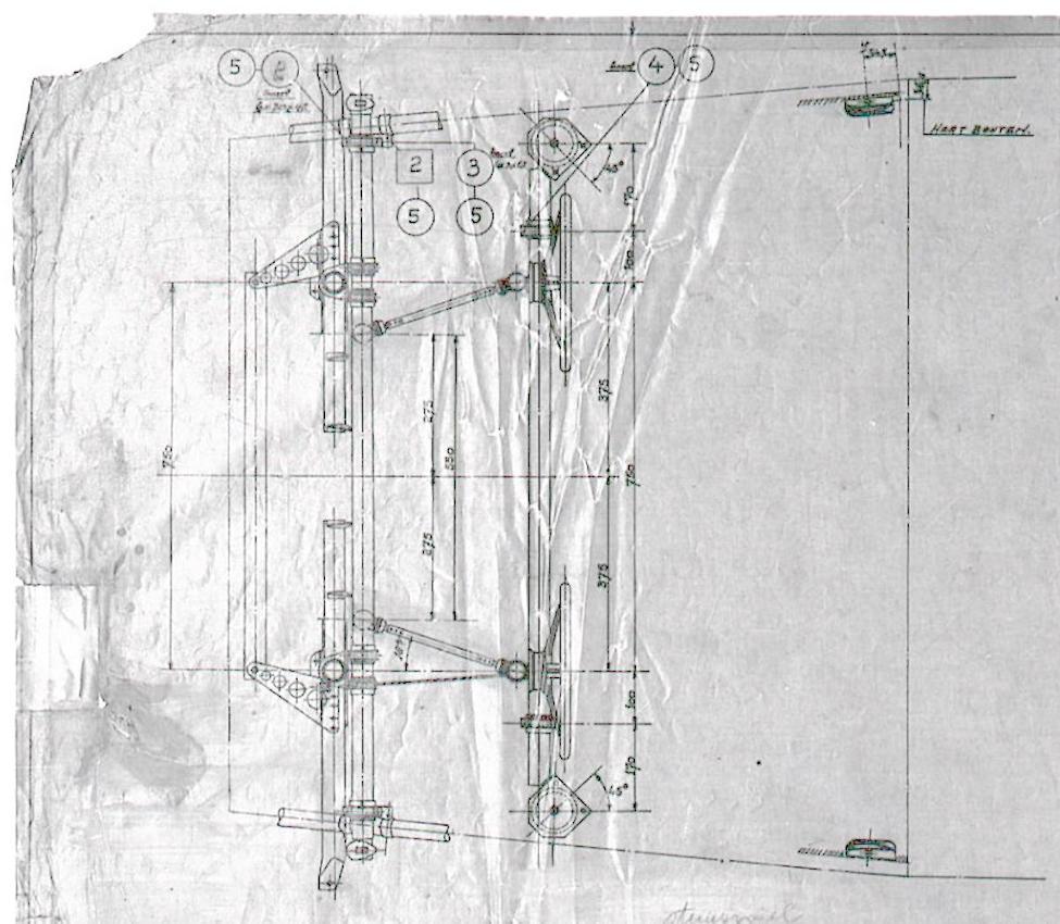 Naam: Fokker F7b stuurbeweging kopie.jpg Bekeken: 327 Grootte: 120,4 KB