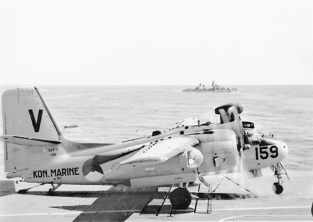 Naam: #313. '159'. Grumman S2F-1 (S-2A) Tracker. Tegenwoordig Aviodrome. 1100 breed.jpg Bekeken: 350 Grootte: 394,6 KB
