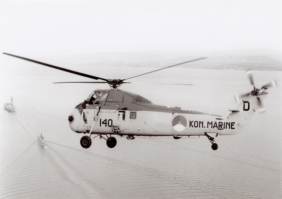 Naam: #319. '140'. Sikorsky HSS-1N (SH-34J). 1100 breed.jpg Bekeken: 106 Grootte: 77,7 KB