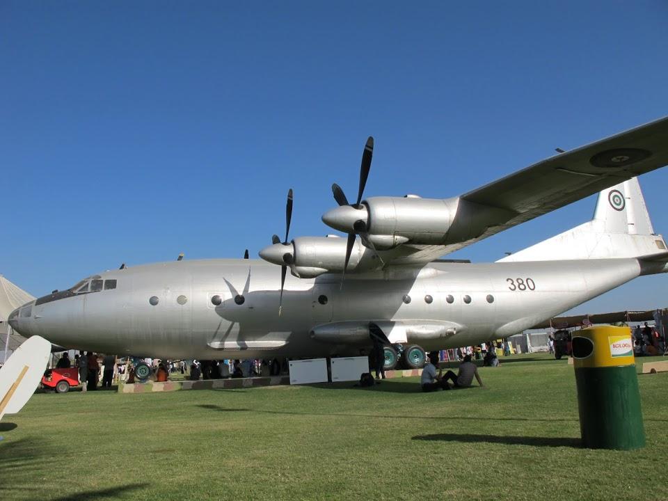 Naam: Sharea Faisal - Pakistan Air Force Museum 5.jpg Bekeken: 167 Grootte: 113,9 KB