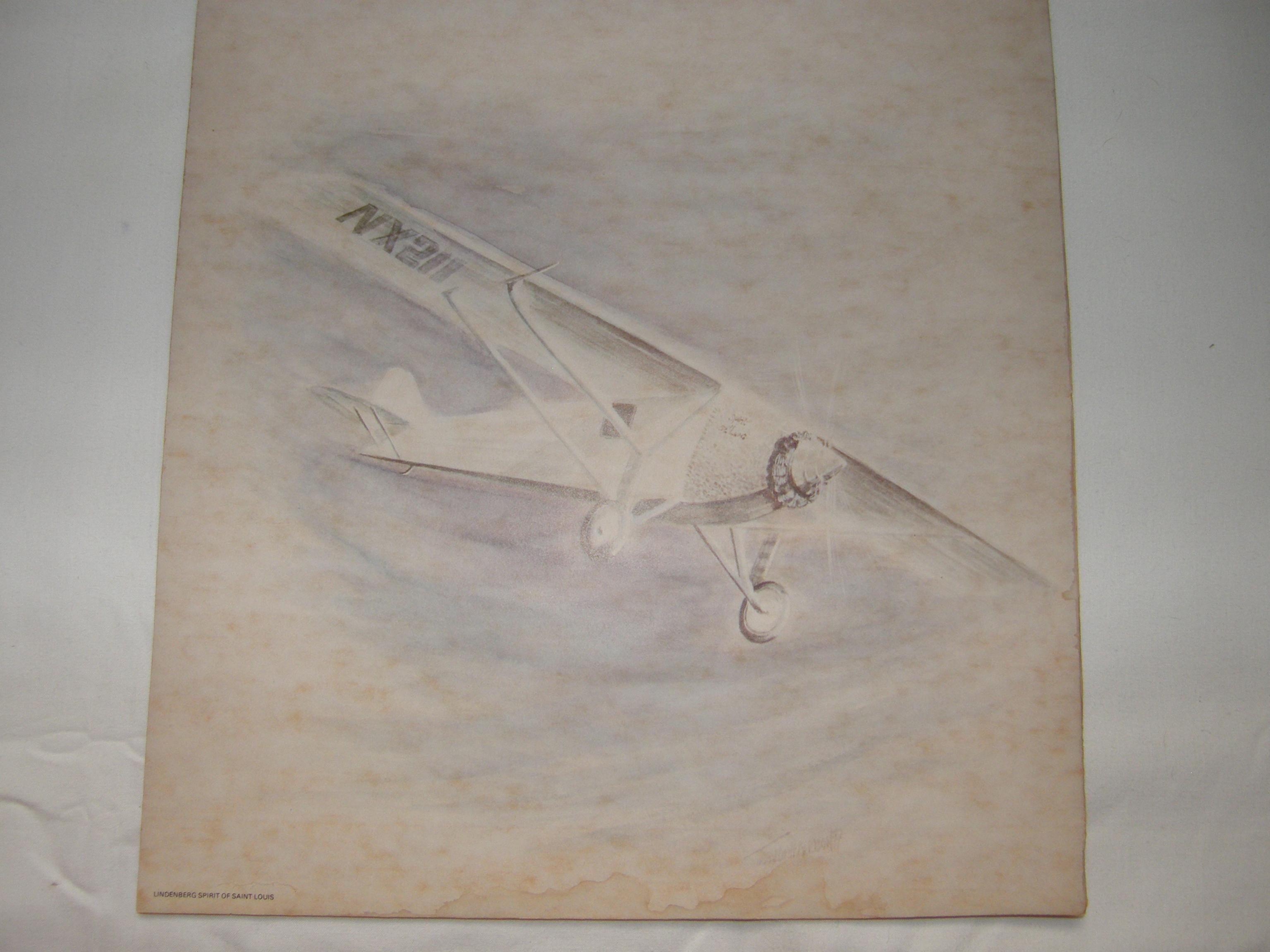 Naam: 1927 Lindbergh Spirit of Saint Louis.jpg Bekeken: 271 Grootte: 449,8 KB