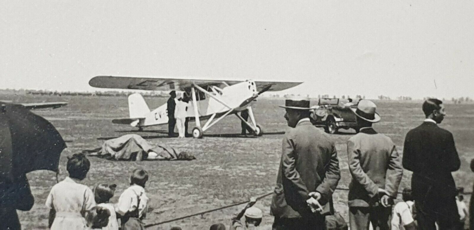 Naam: Safa FK.43 cn 2  CV-515 YR-ABT(Cirrus Hermes) Roemenië a.jpg Bekeken: 347 Grootte: 133,4 KB