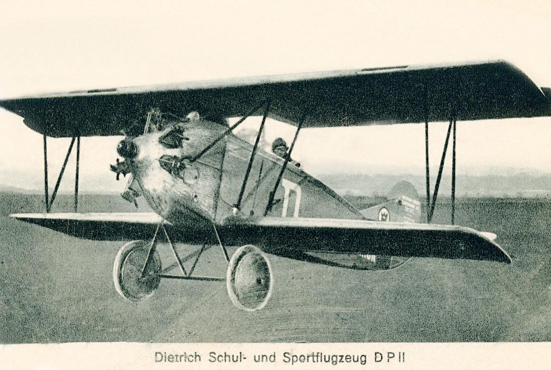 Naam: Foto 436. Dietrich DP II. 1100 breed.jpg Bekeken: 264 Grootte: 156,0 KB