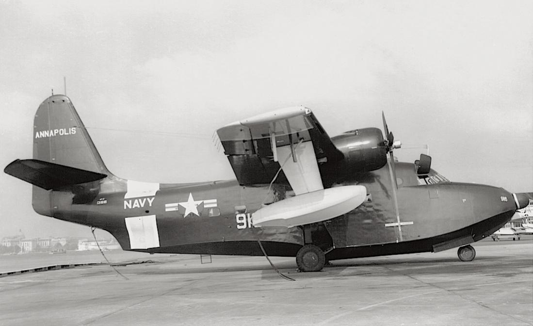 Naam: Foto 589. Grumman UF-1T (TU-16C in 1962) Albatros (131916 : MSN 311), kopie 1100.jpg Bekeken: 204 Grootte: 66,3 KB