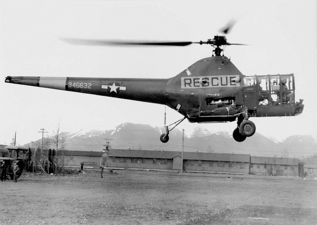 Naam: Foto 591. Sikorsky YR-5A (43-46632 : MSN 176), kopie 1100.jpeg Bekeken: 164 Grootte: 445,0 KB
