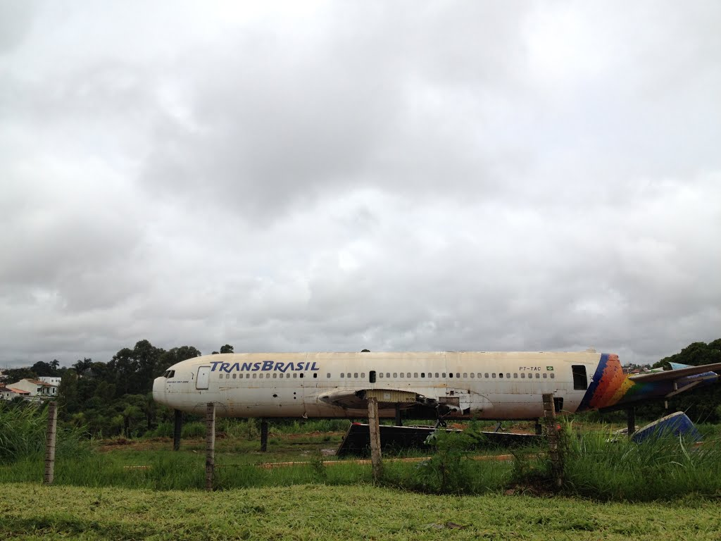 Naam: Boeing 767 - Taguatinga..jpg Bekeken: 848 Grootte: 89,3 KB