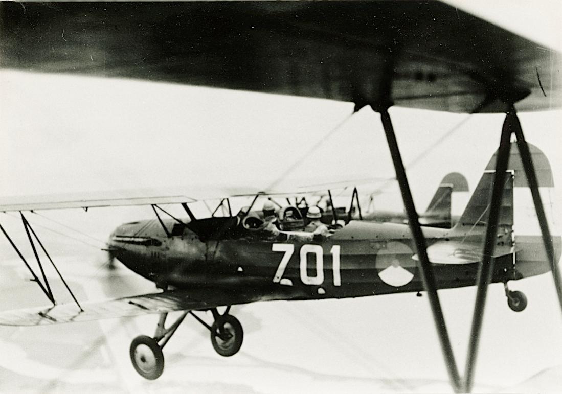 Naam: Foto 120. '701'. Fokker C.X. 1100 breed.jpg Bekeken: 294 Grootte: 90,1 KB