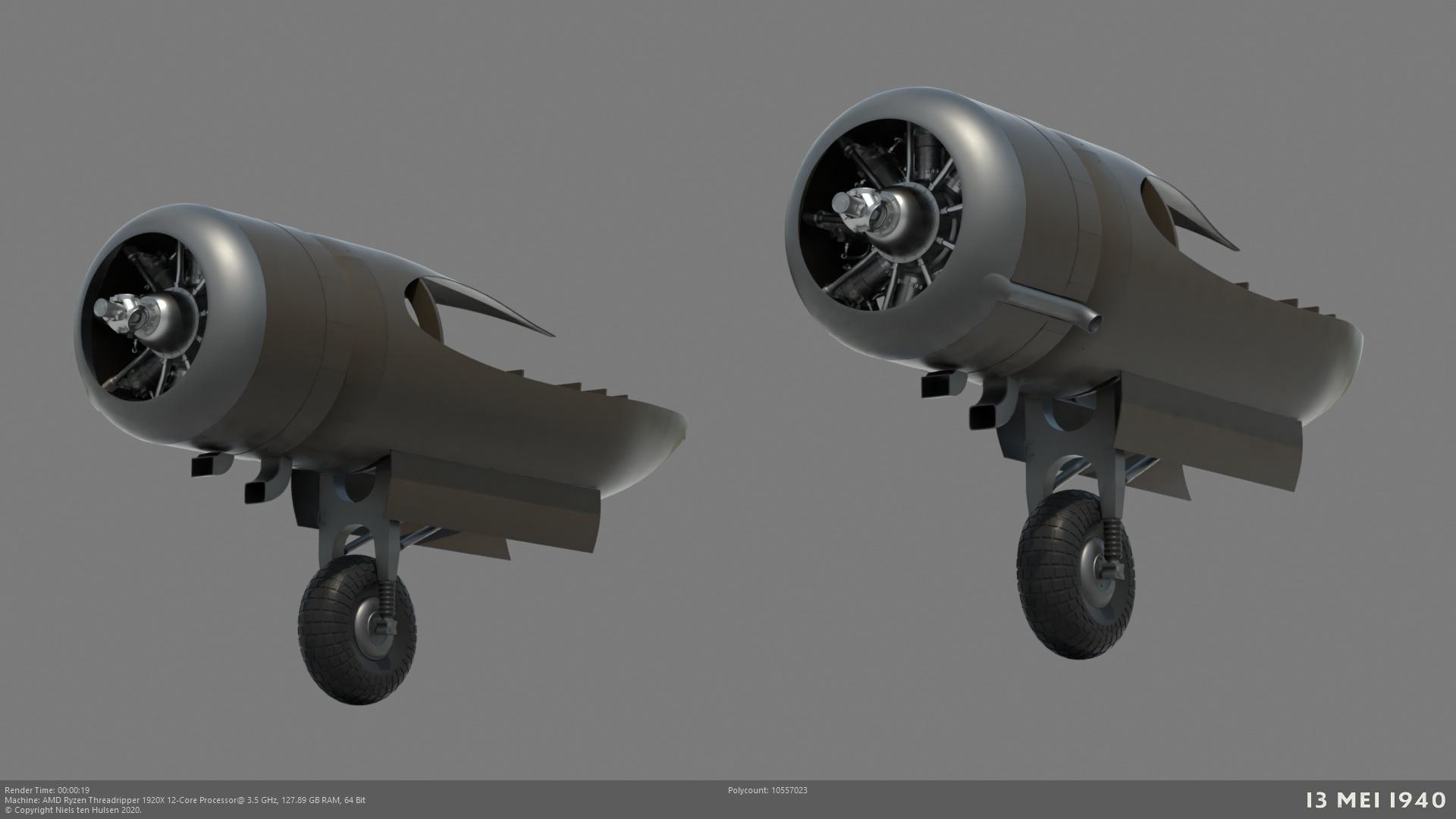 Naam: 001_FokkerT5_motor10.jpg Bekeken: 250 Grootte: 200,5 KB