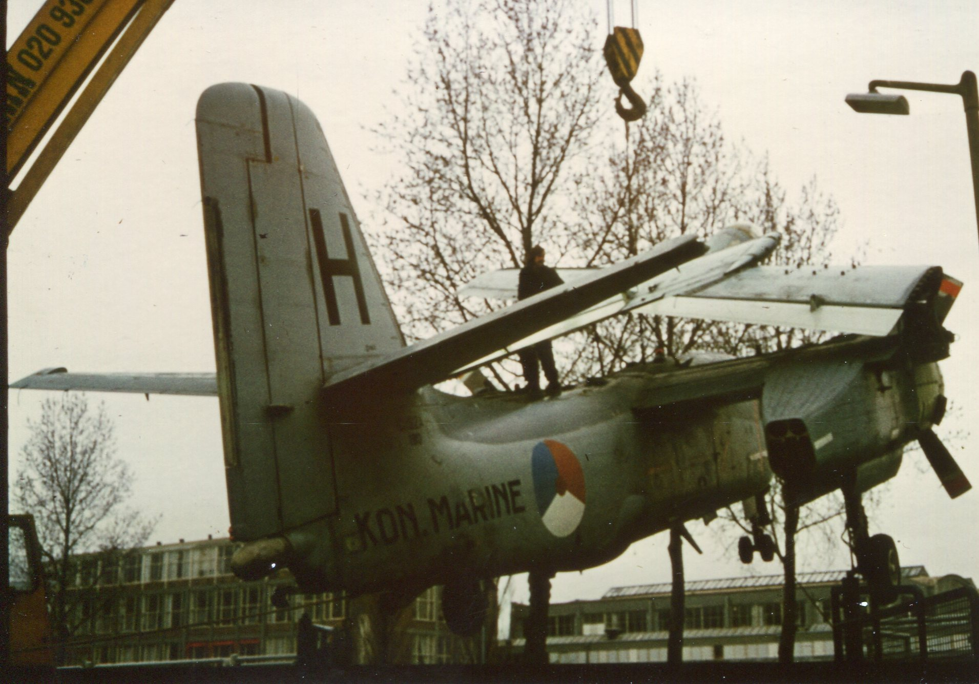 Naam: KLM bedrijfschool 1974 (4).jpg Bekeken: 685 Grootte: 348,0 KB