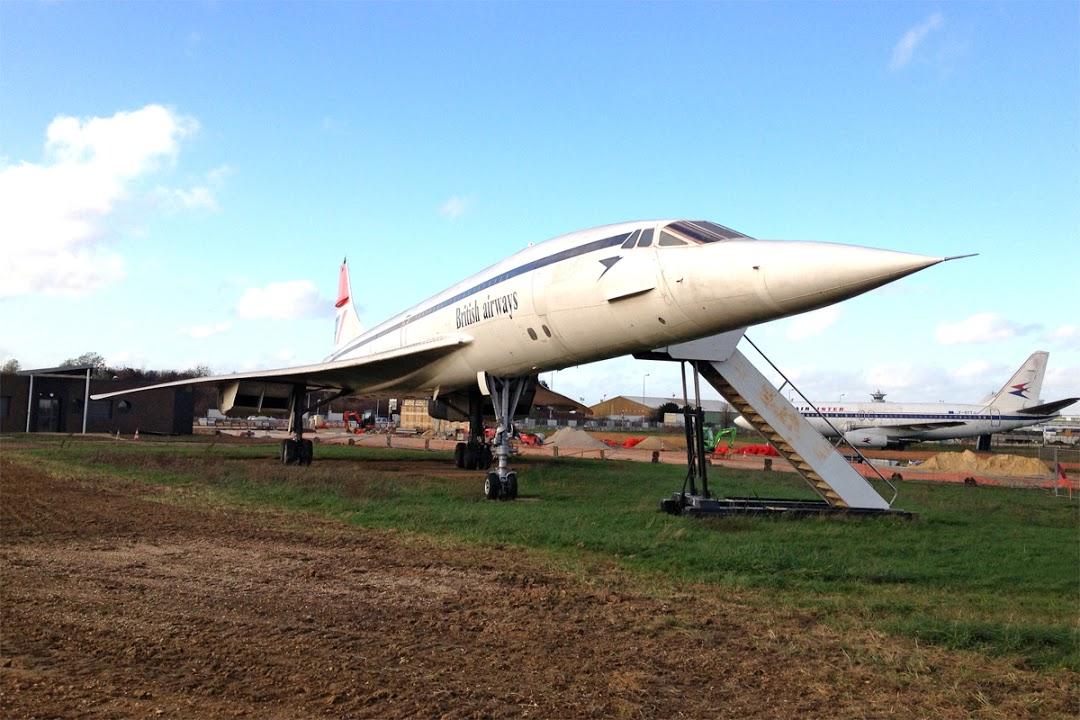 Naam: Concorde - Paris-Orly - Musée Delta..jpg Bekeken: 49 Grootte: 164,0 KB