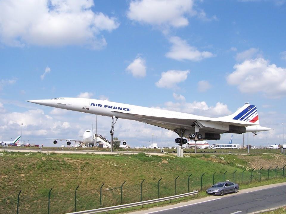 Naam: Concorde - Vliegveld Charles de Gaulle , Parijs..jpg Bekeken: 21 Grootte: 134,8 KB