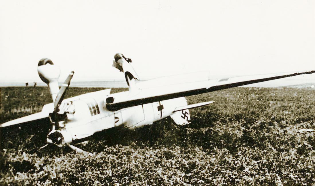 Naam: Foto 525. Avia B.35.2 (second prototype). 1100 breed.jpg Bekeken: 244 Grootte: 119,5 KB