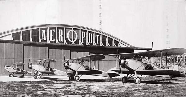 Naam: Aeroput, JAT, 1927.jpg Bekeken: 377 Grootte: 41,7 KB