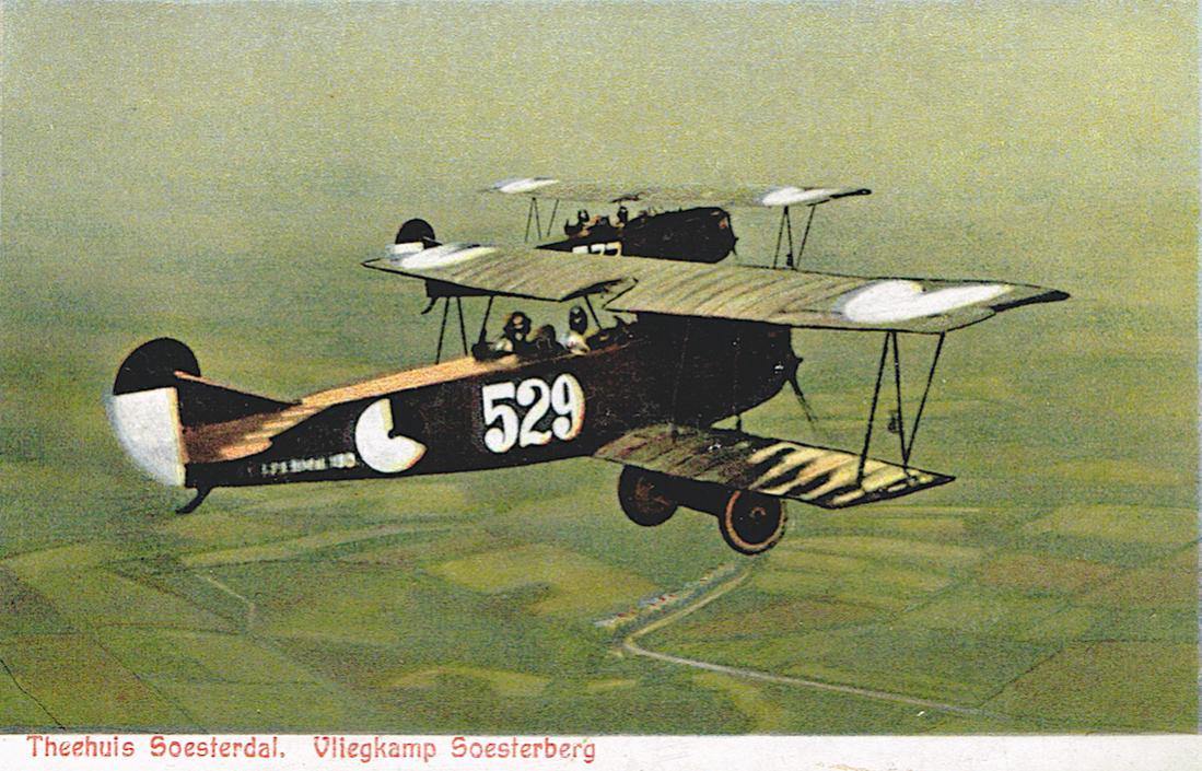 Naam: Kaart 846. '529'. Fokker C.I. 1100 breed.jpg Bekeken: 102 Grootte: 144,1 KB