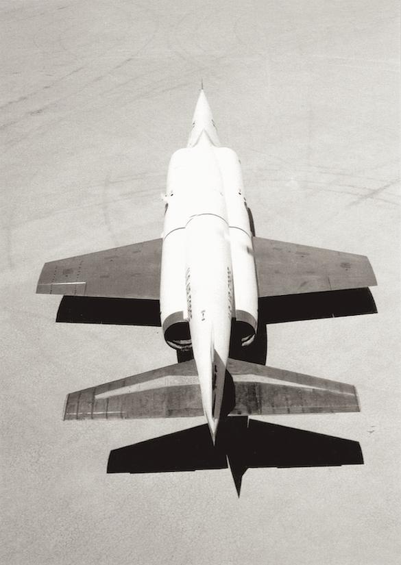 Naam: Foto 788. Douglas X-3 Stiletto.jpg Bekeken: 208 Grootte: 434,8 KB
