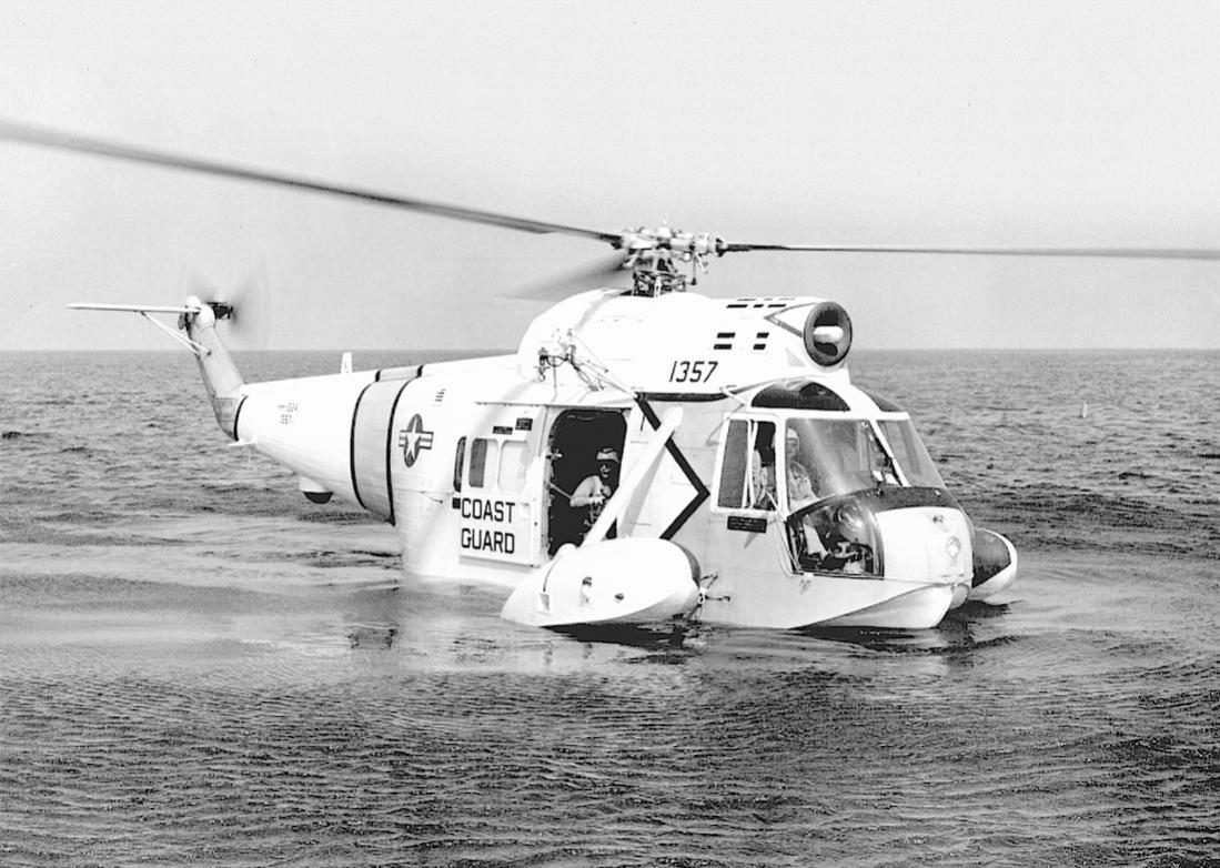 Naam: Foto 672. Sikorsky HH-52A Sea Guard (dit model is een versie van de S-62 HH-52), s:n 62-026. Bou.jpg Bekeken: 127 Grootte: 128,0 KB