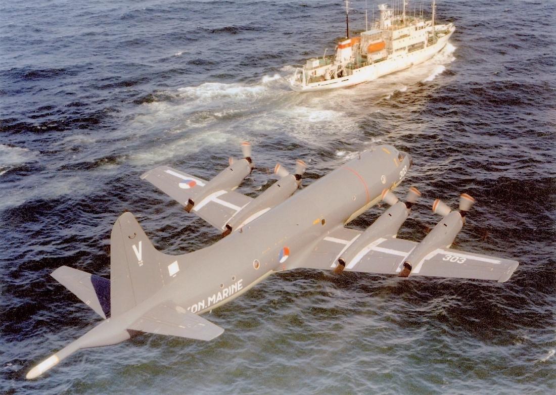 Naam: #354. '303'. Lockheed P-3C Orion. 1100 breed.jpg Bekeken: 101 Grootte: 458,0 KB