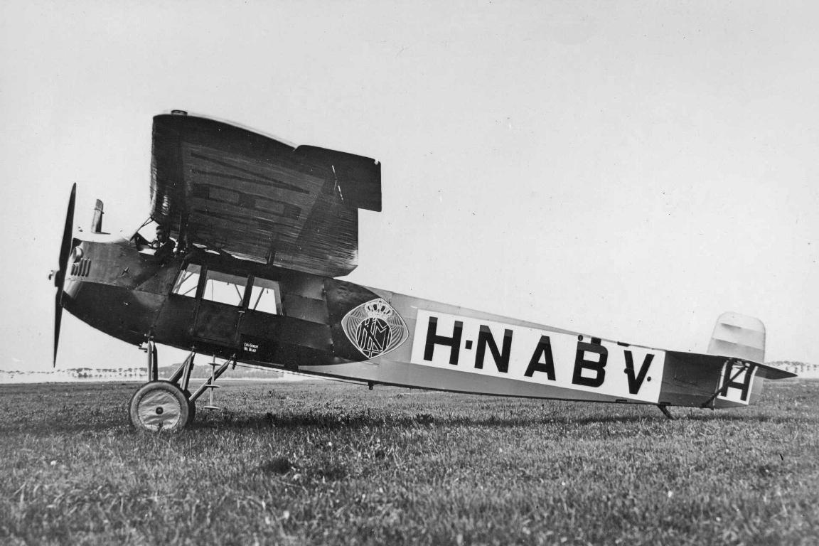 Naam: Fokker F.III H-NABV.jpg Bekeken: 266 Grootte: 468,1 KB