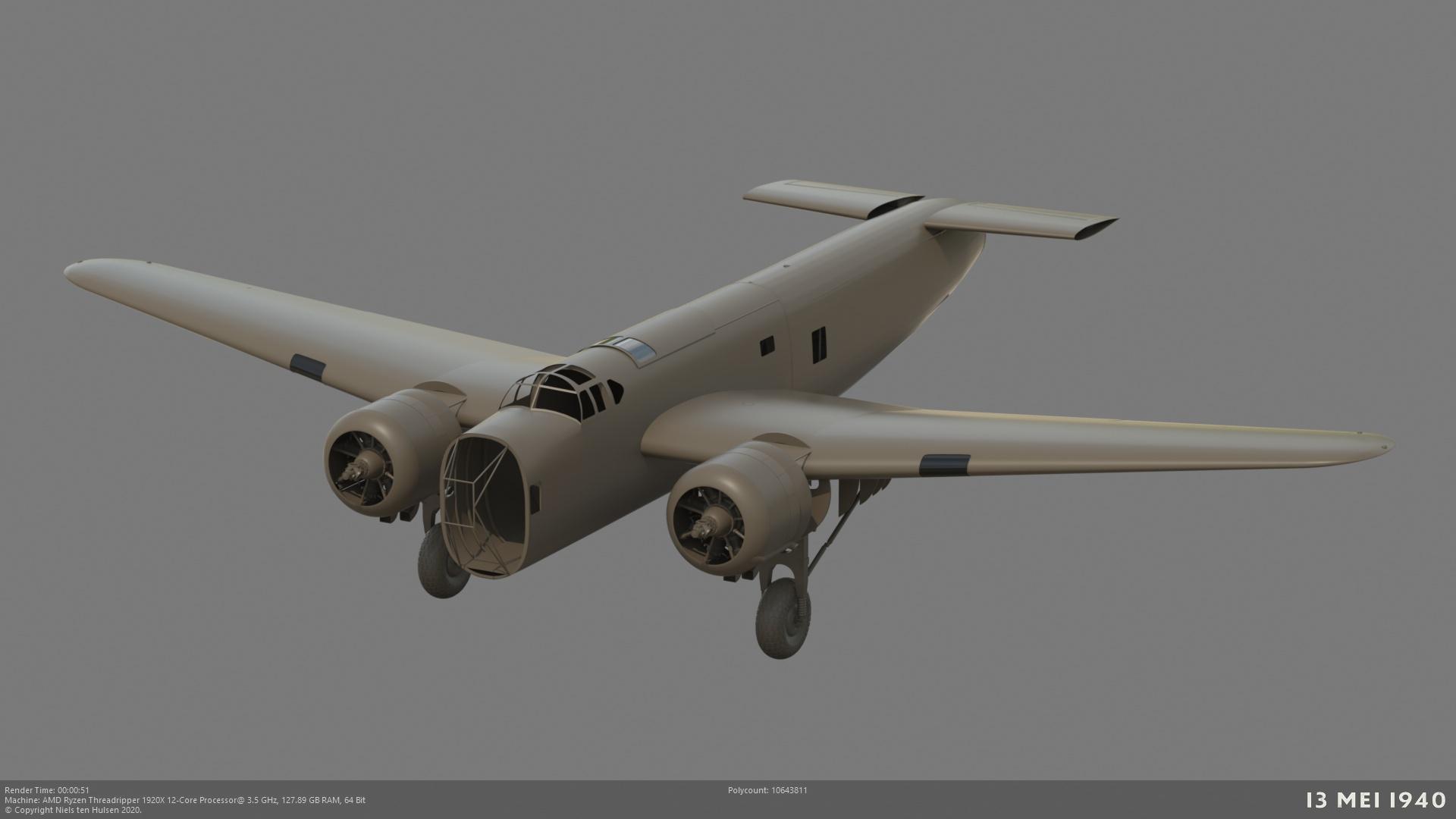 Naam: 001_FokkerT5_motor14.jpg Bekeken: 170 Grootte: 180,9 KB