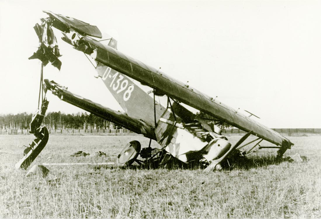 Naam: Foto 479. D-1398. Arado SC II. 1100 breed.jpg Bekeken: 27 Grootte: 116,0 KB