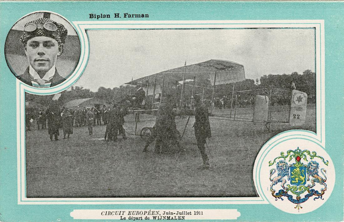 Naam: Kaart 731. Circuit Européen 1911. Vertrek Wynmalen.jpg Bekeken: 367 Grootte: 162,2 KB