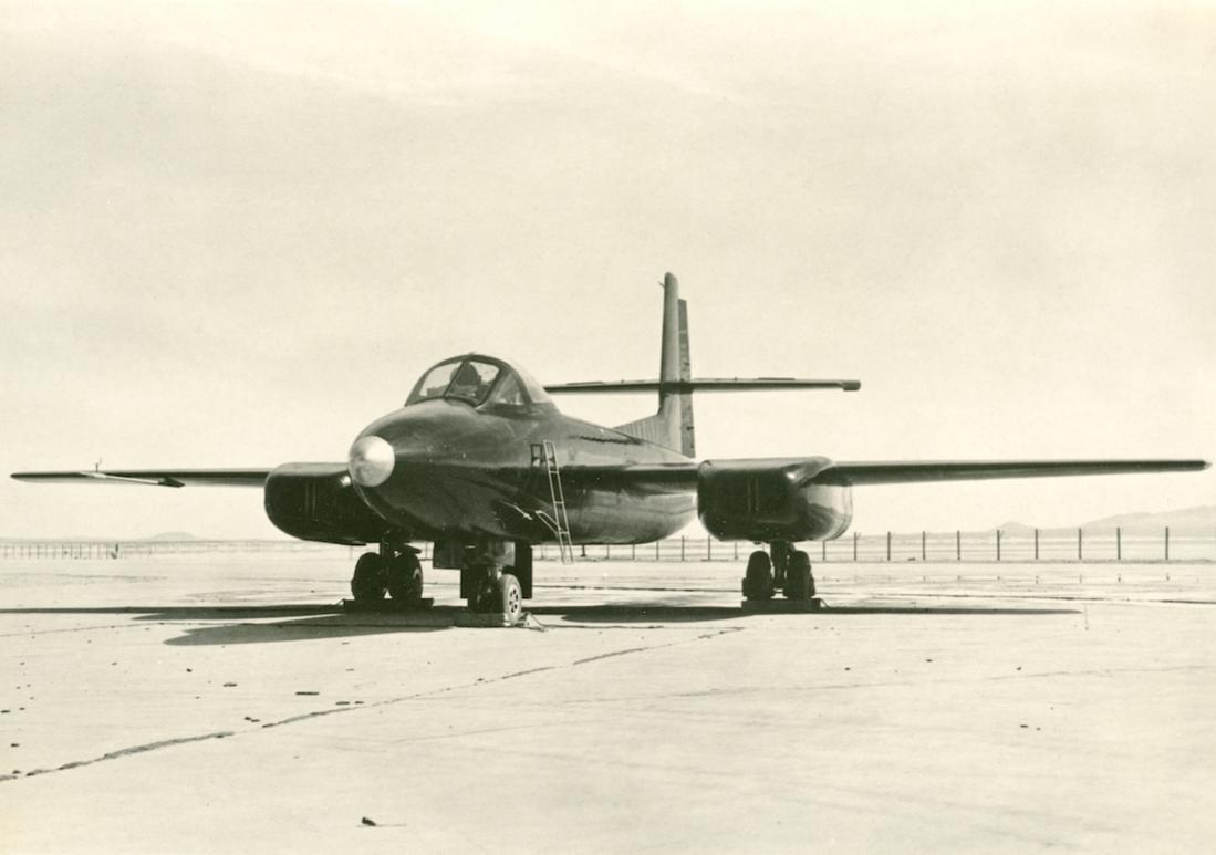 Naam: Foto 782. Curtiss-Wright XP-87 (later XF-87) Blackhawk. 1100 breed.jpg Bekeken: 113 Grootte: 59,9 KB